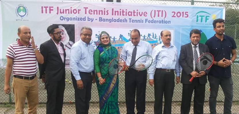 FSIBL Junior Tennis 2015