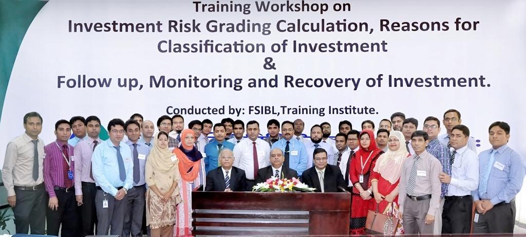 FSIBL Trining Workshop on Investmentaug2015