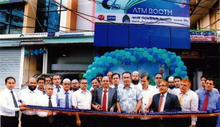 Jubilee Road ATM Booth 03