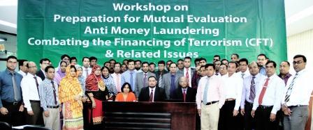 FSIBL Press Release_Anti Money Laundaring Workshop-2015