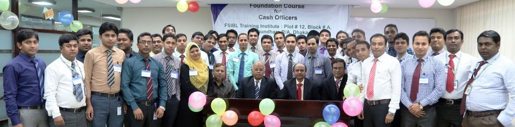 18th Foundation Training Course for Trainee Assistant Cash Officers_ Finished