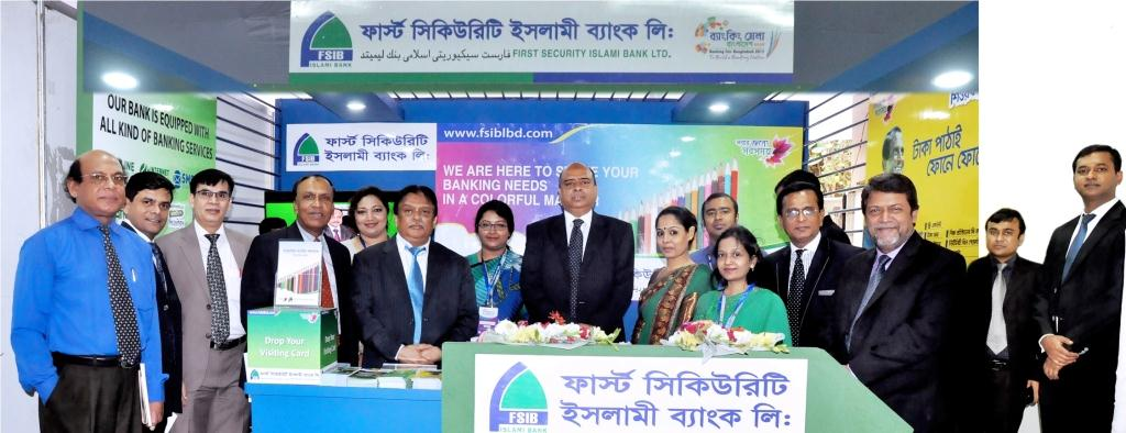 FSIBL_Press Release_FSIBL Participated at Banking Fair Bangladesh 2015