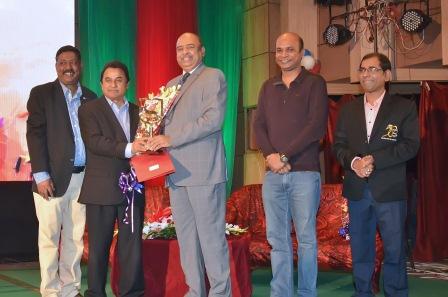 TV_FSIBL_Press Release_FSIBL Received Award for Best Sponsorship AWARD 2014